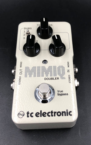 TC Electronic Mimiq Doubler Effects Pedal