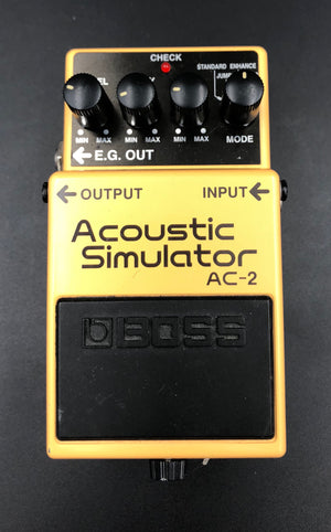 Boss AC-2 Acoustic Simulator