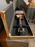 "1959 Supro Rhythm Master ""Val Trol"" Sunburst with original case"
