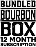 Lonerider Spirits Bundled Bourbon Cocktail Box - 12 Month Gift Subscription