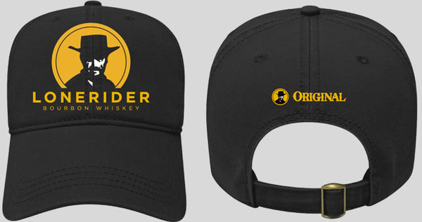 Lonerider Spirits Outlaw Baseball Cap - Yellow