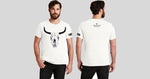 Lonerider Spirits MENS White T-shirt