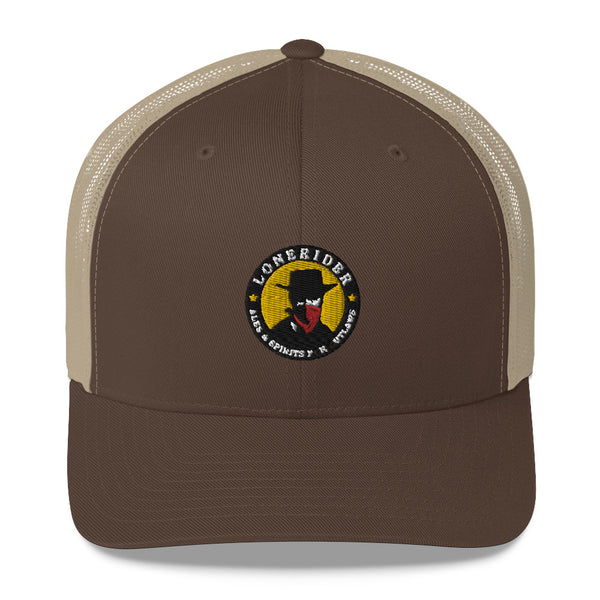 """Wear Your Mask!"" Outlaw Trucker Cap"