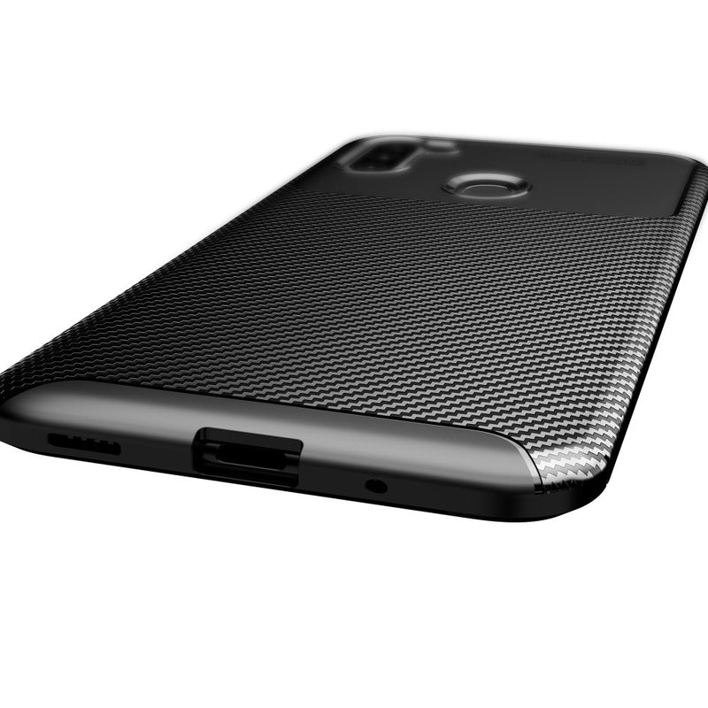 Carbon Fiber Case for Samsung Galaxy A11