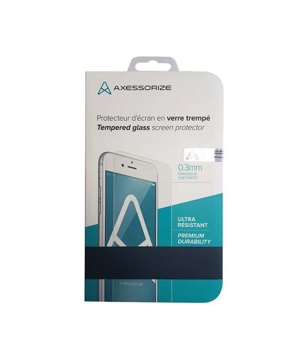 Axessorize Tempered Glass