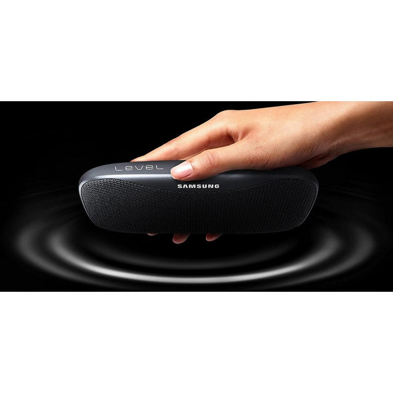 Samsung OEM Black Level Box Slim Portable BT Speaker
