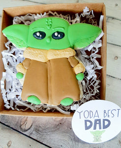 Yoda Best Dad - Small Boxed Set
