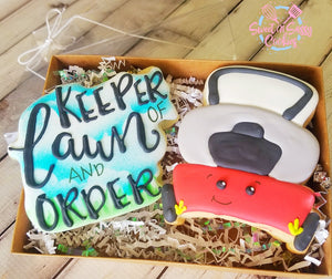 """Keeper of Lawn and Order"" - Large Box Set"