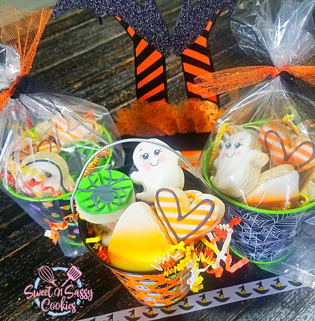 Bucket O' Halloween Mini's