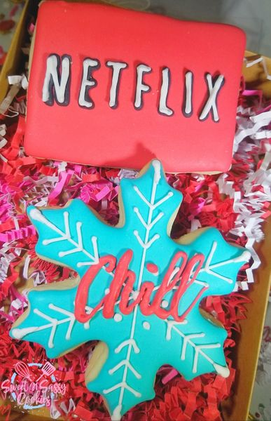 Netflix & Chill - Large Boxed Set