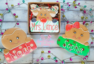 Personalized Cookie - Small Boxed Set