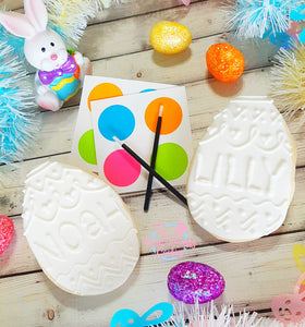 Personalized Paint Your Own Easter Egg