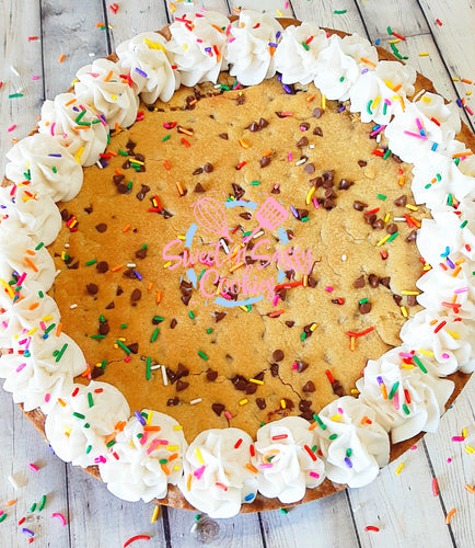 Cookie Cake - Icing Only