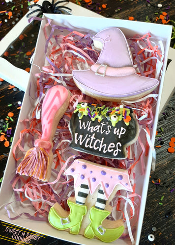 Large Witch Boxed Set
