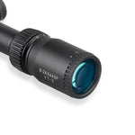 Discovery Optics VT-Z 6-24x44 SF side focus Mil Dot Reticle  Rifle Scope, includes Large Focus Wheel
