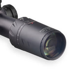 Discovery Optics ED 4-16x50 SF with extremely low chromatic dispersion First Focal Plane Rifle Scope
