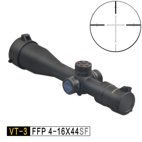 Discovery Optics VT-3 4-16X44 SF Compact First Focal Plane Scope