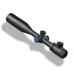 Discovery Optics VT-2 4.5-18x44 SFIR Side Focus Illuminated Hawk Style Reticle With Sunshade