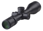 Discovery HD 3-15X50 SFIR IR-MIL Second Focal Plane Illuminated Reticle, Riflescope With Sunshade