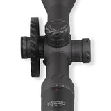 Discovery Optics ED 6-24x50 SFIR with extremely low chromatic dispersion First Focal Plane Rifle Scope