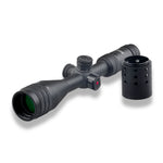 Discovery Optics VT-1 3-12x42 AOAI Mil Dot Reticle Rifle Scope, includes Angle Indicator and Sunshade