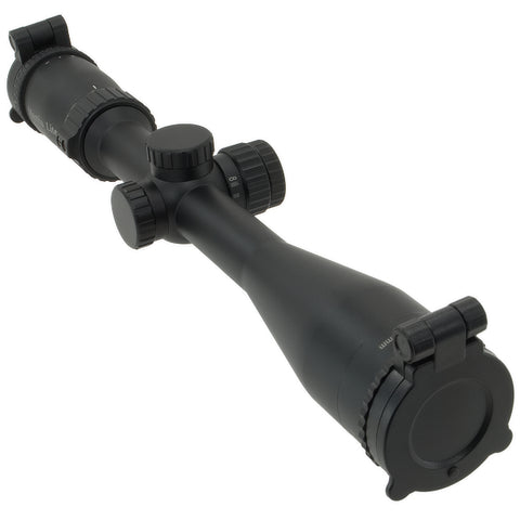 MTC Optics Mamba Lite 4-16x42 Riflescope, SCB2 Illuminated Reticle
