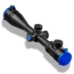 DISCOVERY OPTICS  VT-2 6-24x44 SFIR SIDE FOCUS ILLUMINATED HAWK STYLE RETICLE RIFLE SCOPE WITH SUNSHADE