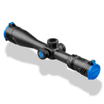 Discovery Optics VT-T 4.5-18X44 SFVF First Focal Plane MIL Reticle, Includes Scope Cam, Filter, and Flip-Up Covers