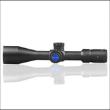 Discovery HD 4-20X50 SFIR IR-MIL First Focal Plane Illuminated Reticle, Riflescope With Sunshade