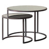 Argent Coffee Table Nest of 2