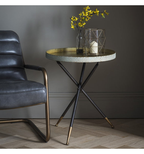 Epsom Tripod Side Table