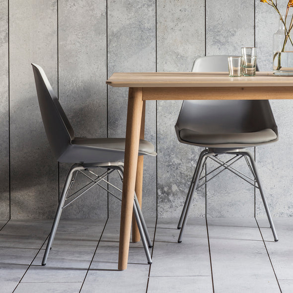 Figaro Chair Grey