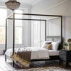 Bardot Boutique 4 Poster Queen Bed