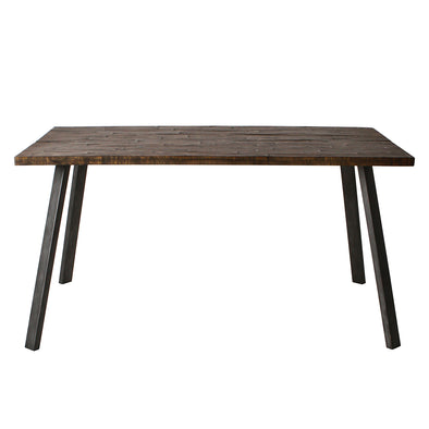 Clifton Rectangular Dining Table Rustic