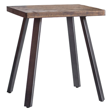 Clifton Side Table Rustic