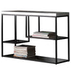 Pizzazz Console Table Black