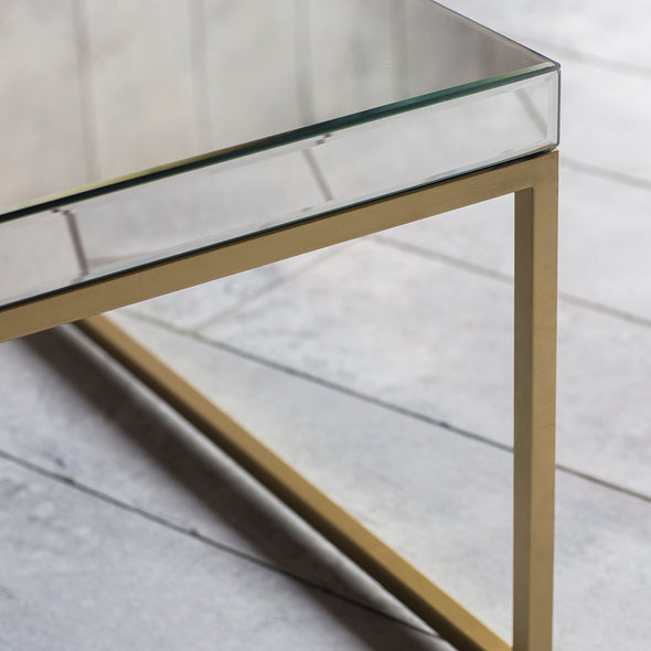 Pizzazz Coffee Table Champagne