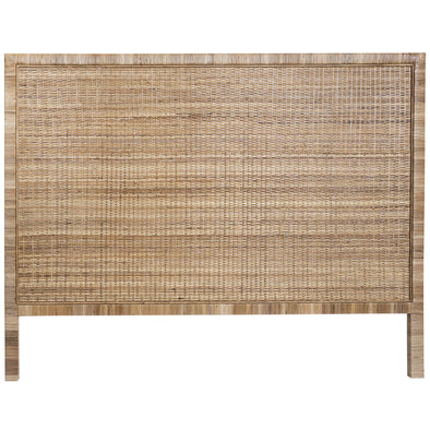 Palm Springs Rattan Bedhead King