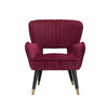 Pinotage Chair Maroon