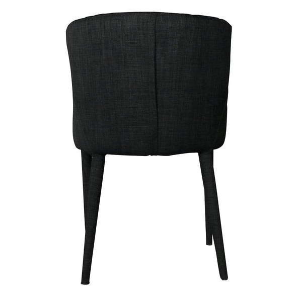 Selini Dining Chair Santorini Black