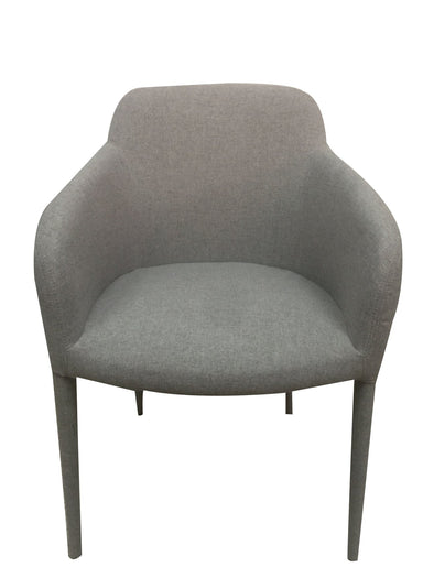 Tivoli Dining Chair Silver