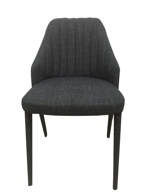 Genoa Dining Chair Santorini Black