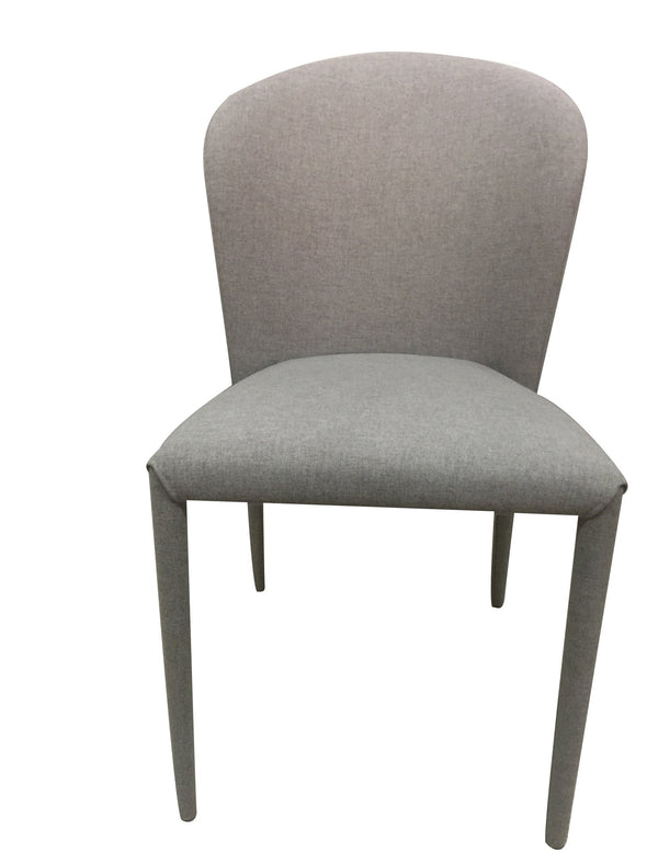 Lavagna Dining Chair Silver