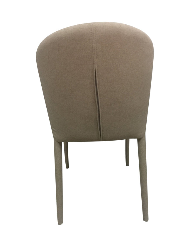 Lavagna Dining Chair Bone
