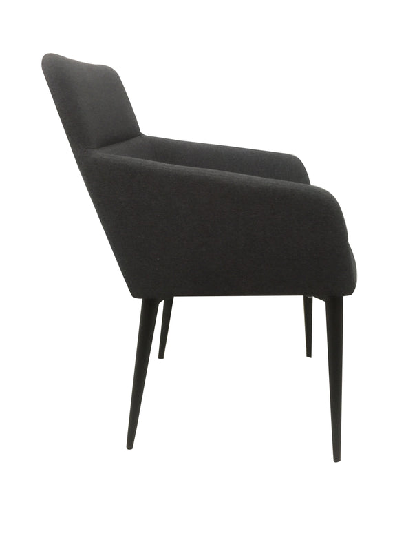 Fanuli Dining Chair Santorini Black