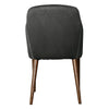 Azzura Dining Chair Dark Grey