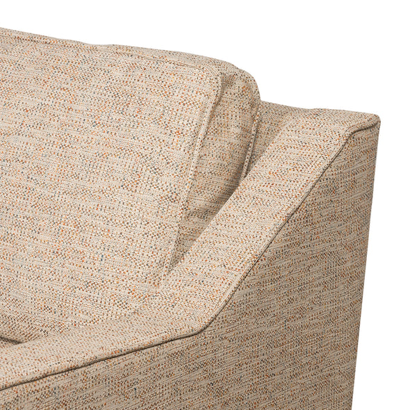 Taylor 3 Seater Sofa Basketweave Speckle