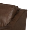 Taylor Armchair Brown Leather