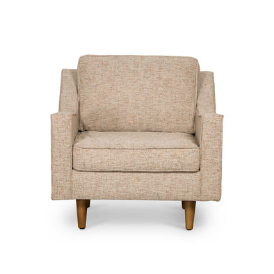 Taylor Armchair Basketweave Speckle