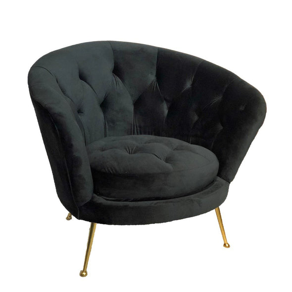 Sophia Chair Black